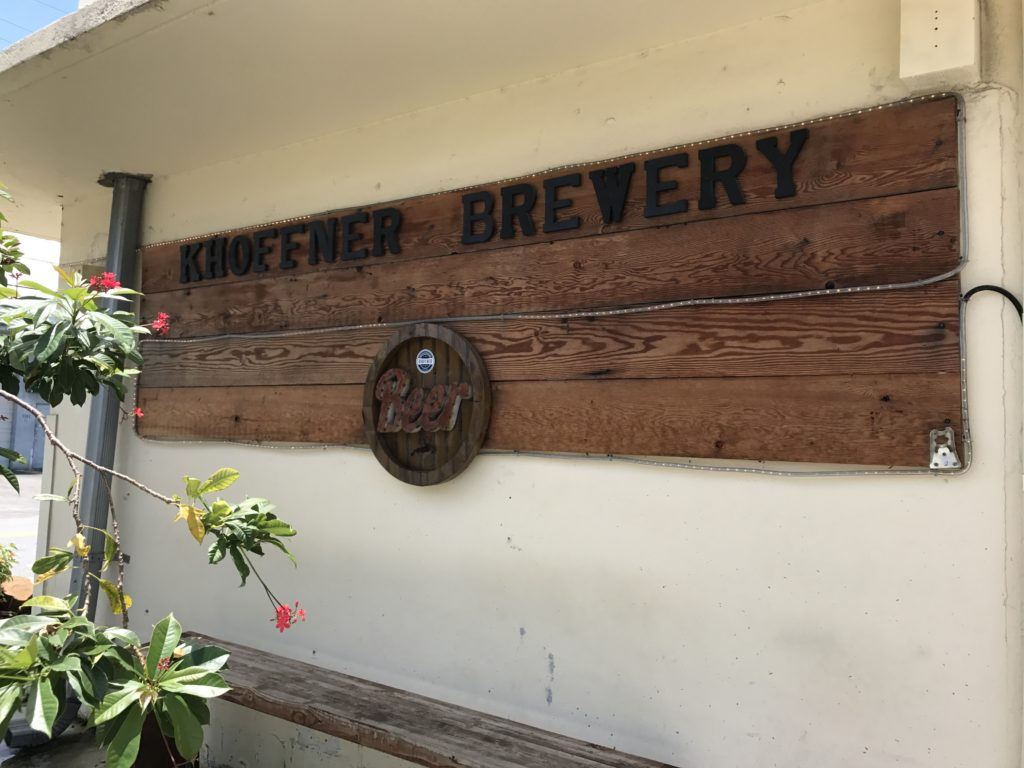 Khoffner Craft Ales & Lager Brewery