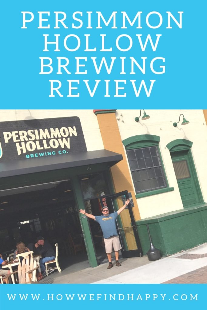 Persimmon Hollow Brewing Co Review