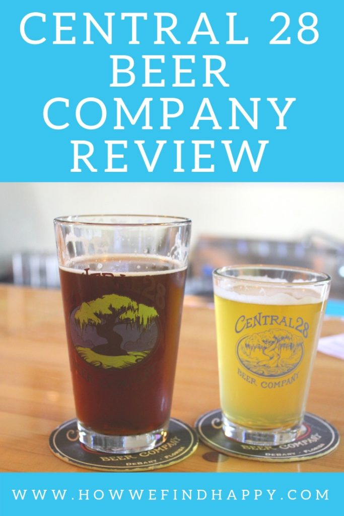 Central 28 Beer Co Review