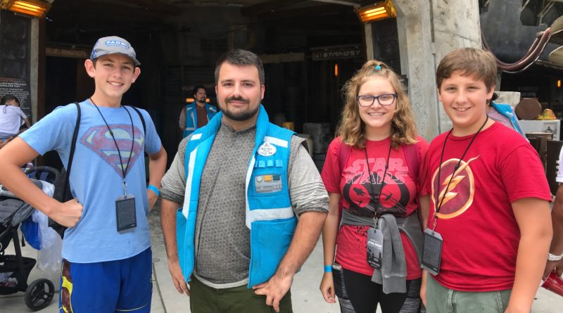 Only Tip You Need to Visit Galaxy's Edge