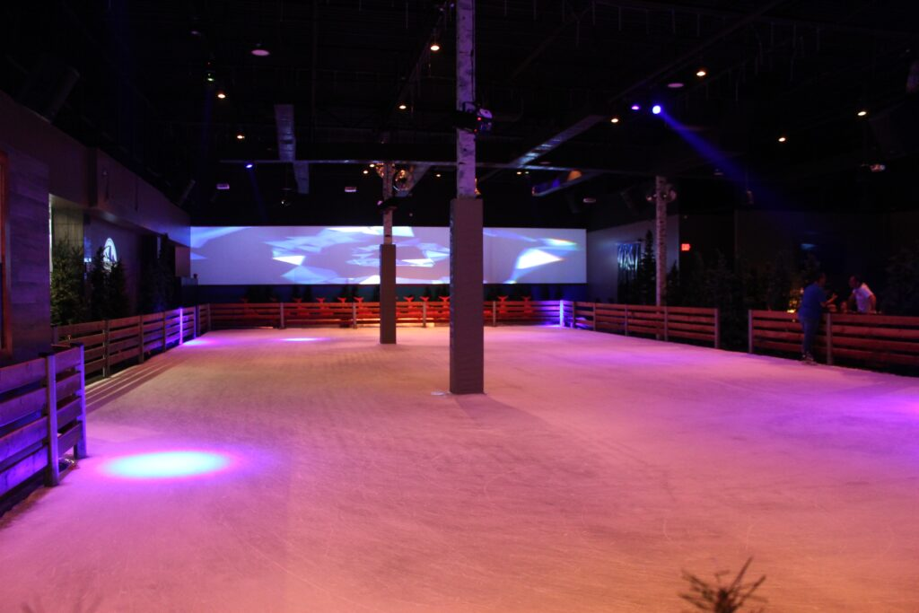 Winterland Adventures Ice Rink