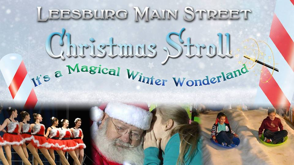 Christmas stroll in Leesburg Holiday guide for families